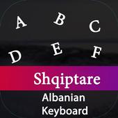 Albanian Input Keyboard icon