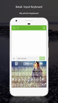 Batak Input Keyboard apk screenshot