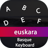 Basque Input Keyboard icon