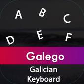 Galician Input Keyboard icon