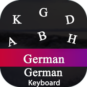 German Input Keyboard icon