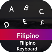 Filipino Input Keyboard icon