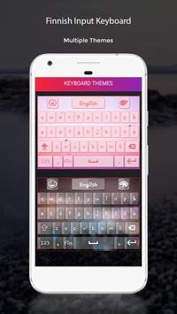 Finnish Input Keyboard apk screenshot