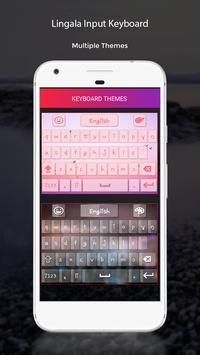 Lingala Input Keyboard screenshot 3