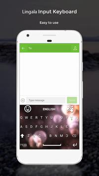 Lingala Input Keyboard screenshot 4