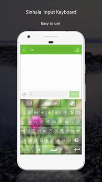 Sinhala Input Keyboard apk screenshot