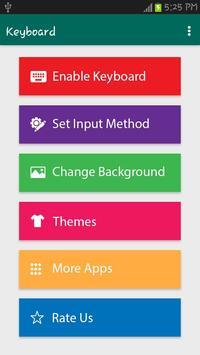 Tifinagh Input Keyboard poster