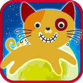 Kitty Moon Epic Drop Blitz icon
