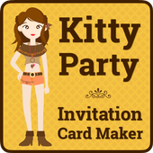 Kitty party invitation cards apk baixar grtis entretenimento kitty party invitation cards apk stopboris Images