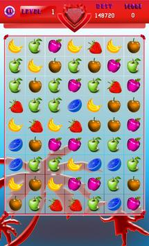 Fruit Mania : Fruit Match Deluxe 2017 screenshot 3