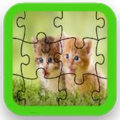 Kitten Puzzle Game icon