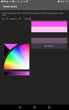 Color Palette Generator apk screenshot