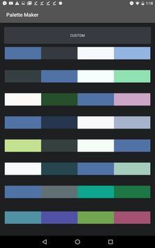 Color Palette Generator poster