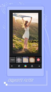 Peach Camera apk screenshot