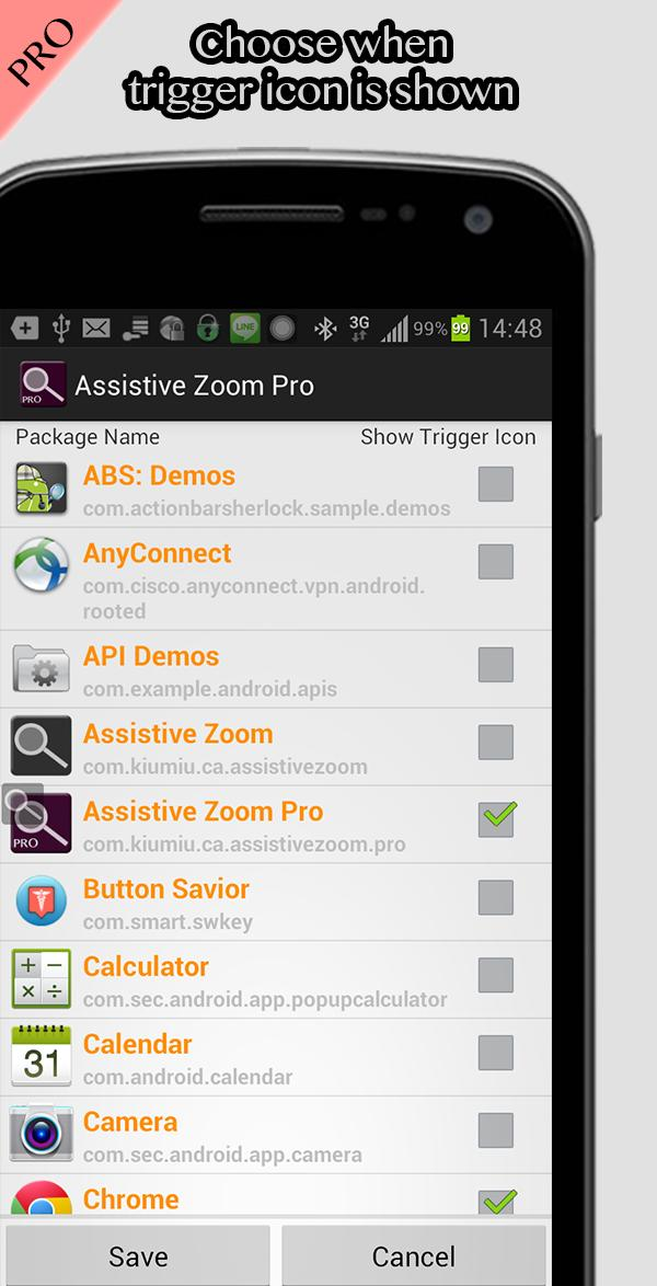 Assistive Zoom (root) for Android - APK Download