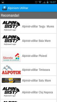 Alpinism Utilitar screenshot 2