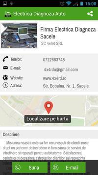 Electrica Diagnoza Auto apk screenshot
