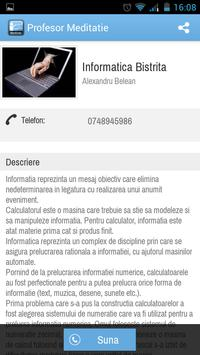 Profesor Meditatie screenshot 3