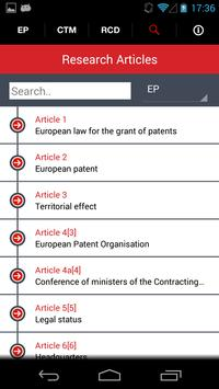 EU IP Codes apk screenshot