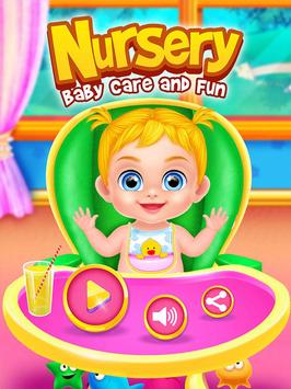 Nursery Baby Care and Fun screenshot 10