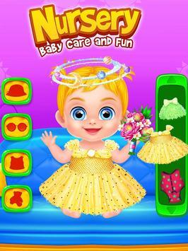 Nursery Baby Care and Fun screenshot 2