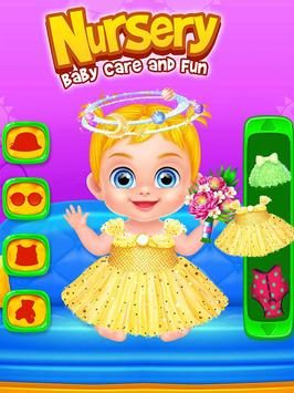 Nursery Baby Care and Fun screenshot 7