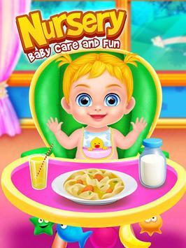 Nursery Baby Care and Fun screenshot 9