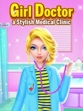 Girl Doctor - A Stylish Medical Clinic screenshot 13