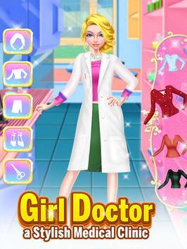 Girl Doctor - A Stylish Medical Clinic screenshot 17