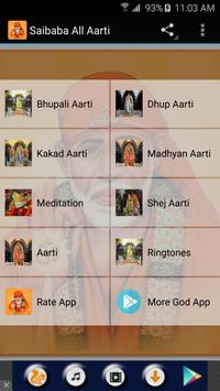Sai Baba All Aarti Collection poster