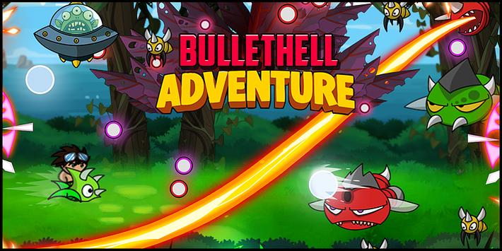 BulletHell Adventure poster