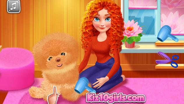 Pet Care Saloon By Kiz10girls apk screenshot