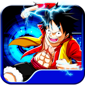 Luffy King Pirate Adventure icon