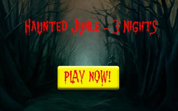 Haunted Jungle- 3 Nights screenshot 1