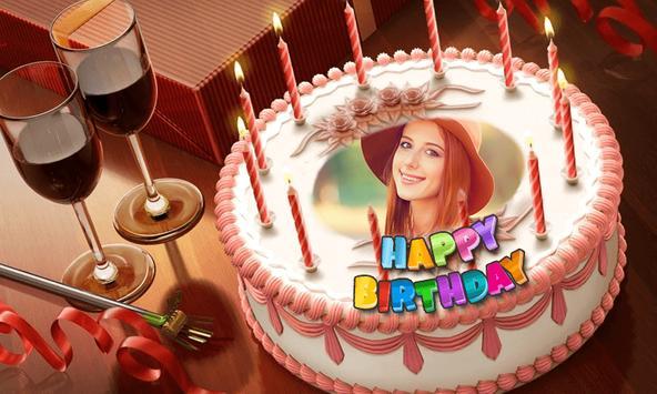 Happy Birthday & Anniversary Cake Photo Editor screenshot 1
