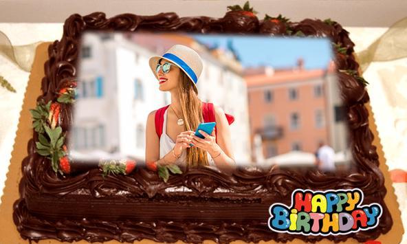Happy Birthday & Anniversary Cake Photo Editor screenshot 2