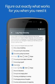 Anxiety NOW - Help for Anxiety & Panic Attacks apk screenshot