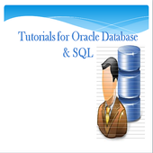 Tutorials for Oracle Database & SQL icon