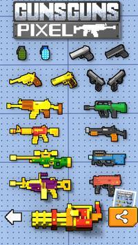 Guns!Guns! apk screenshot