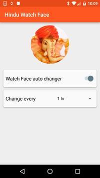 Hindu Watch Face poster