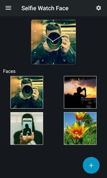 Selfie Watch Face poster