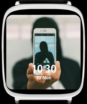 Selfie Watch Face apk screenshot