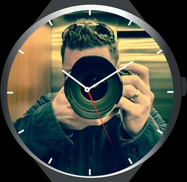 Selfie Watch Face screenshot 7