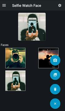 Selfie Watch Face screenshot 5