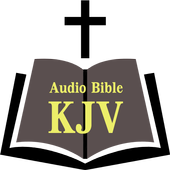 KJV Audio Bible Free icon