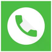 KK Phone (KK Dialer, Lollipop) ícone