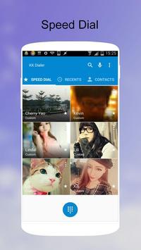 KK Phone (KK Dialer, Lollipop) Cartaz