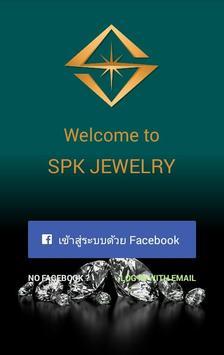 SPK JEWELRY poster