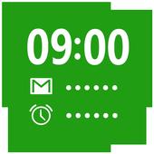 KK Widget ( DashClock + ) icon