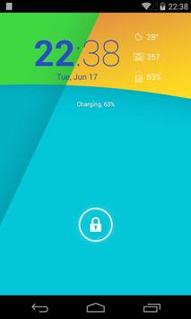 KK Widget ( DashClock + ) apk screenshot